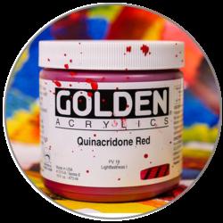 GOLDEN Colori Acrilici Heavy Body da 473ml