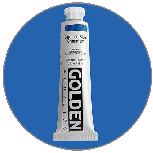 Colori Acrilici Golden Heavy Body da 59ml