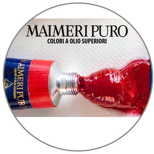 Colori ad Olio Maimeri Puro 40ml