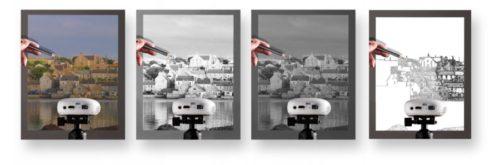 Ditta Poggi – Proiettore digitale Artograph
