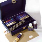 Ditta Poggi - Cassetta colori ad olio maimeri puro