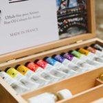 Ditta Poggi - colori olio fine sennelier