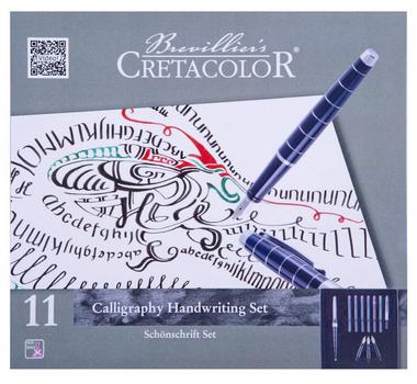 set calligrafia cretacolor