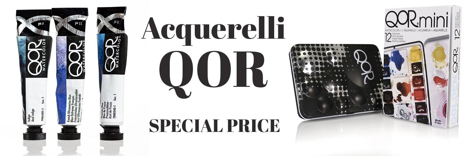 Ditta Poggi - Acquerelli QOR