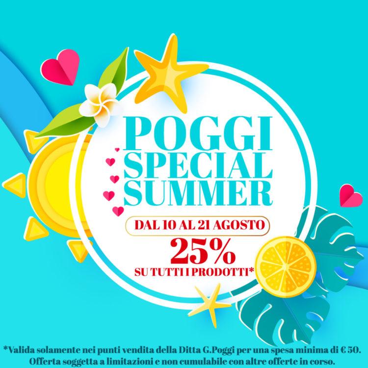 POGGI Special SUMMER